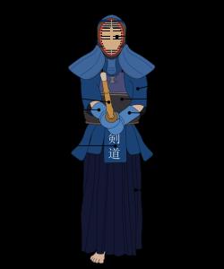 Tenue et armure de kendo