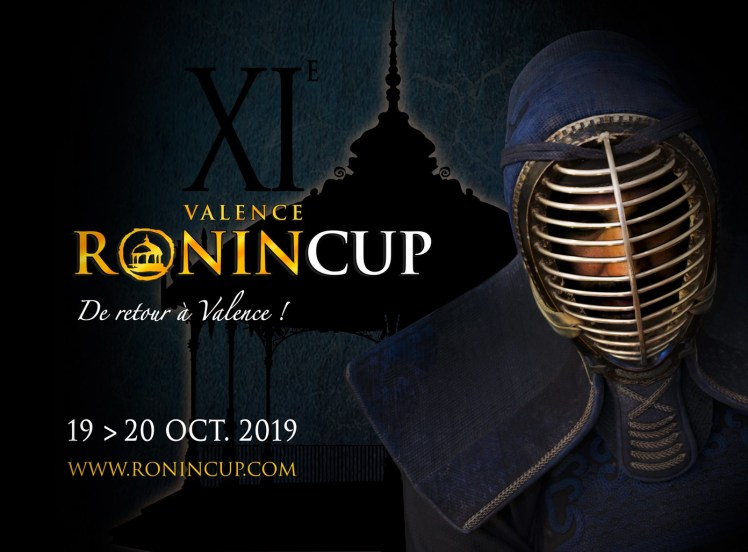 Ronin Cup Affiche